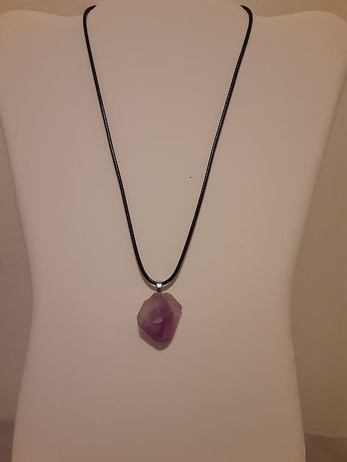 Purple Crystal Necklaces!