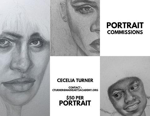 Portrait Commissions!