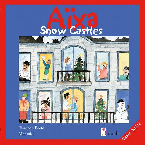 AÏXA Snow Castles Youth book