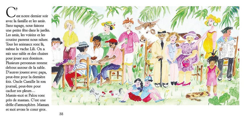 Livre jeunesse AÏXA Châteaux de sable de Florence Bolté et Mentalo