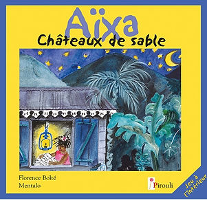 AIXA 1 livre jeunesse PIROULI