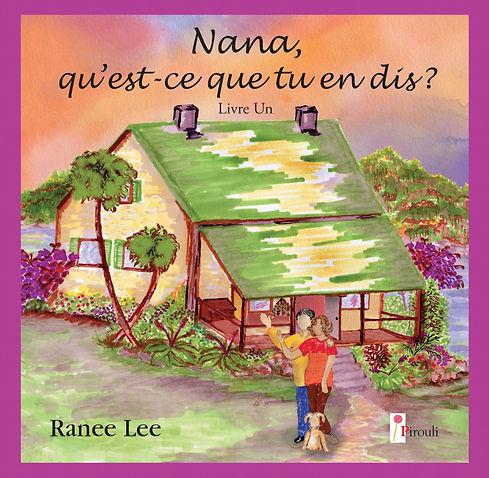 NANA livre jeunesse