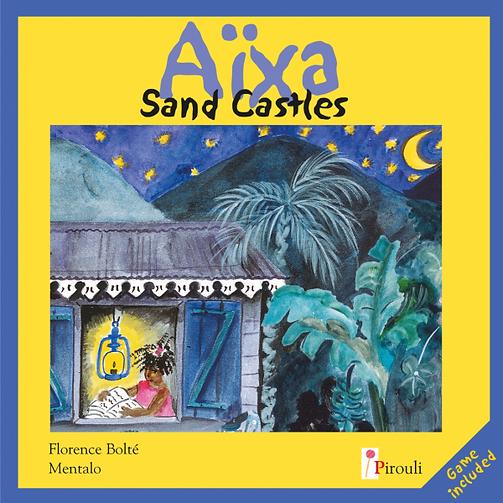 AÏXA Sand Castles Youth Book