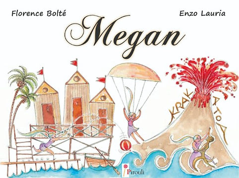 MEGAN - New Youth Book