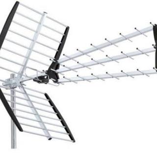 Antenna tripla UHF 21-69