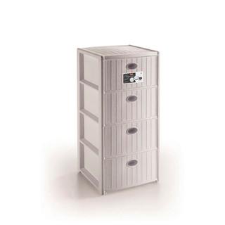 Cassettiera Bianco Elegance