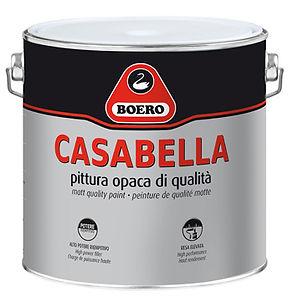 Pittura opaca di qualità, utilizzabile anche come finitura per interni