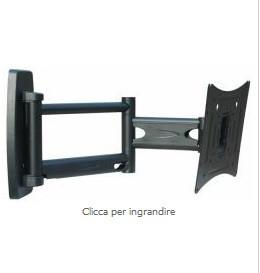 supporto a muro per monitor LCD- LED-PLa