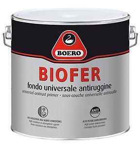 Fondo antiruggine, Pittura anticorrosiva Alchidica con speciali pigmenti e fosfati di zinco