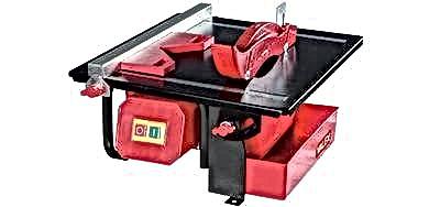 Tagliapiastrelle Elettrico Valex - Modello Tpe 180