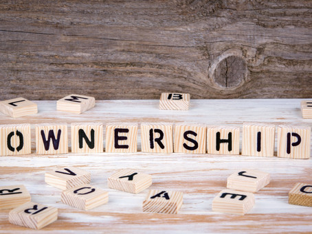 Ownership: the mindset you need to cultivate for change