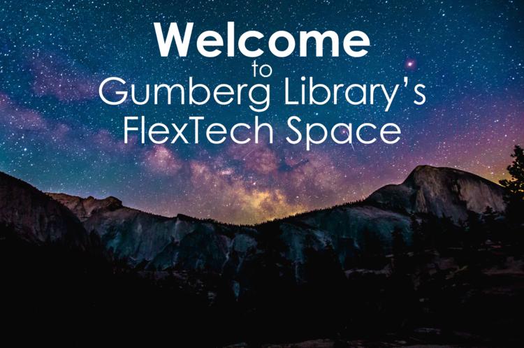 Flexible Technology (FlexTech) welcome sign