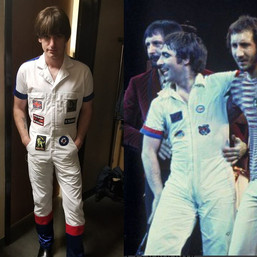 Me/Keith Moon comparison
