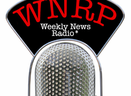Weekly News Radio - 10/29/18