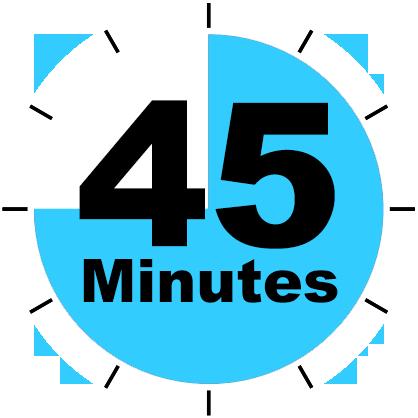 Private Drum Lessons - 45 minutes
