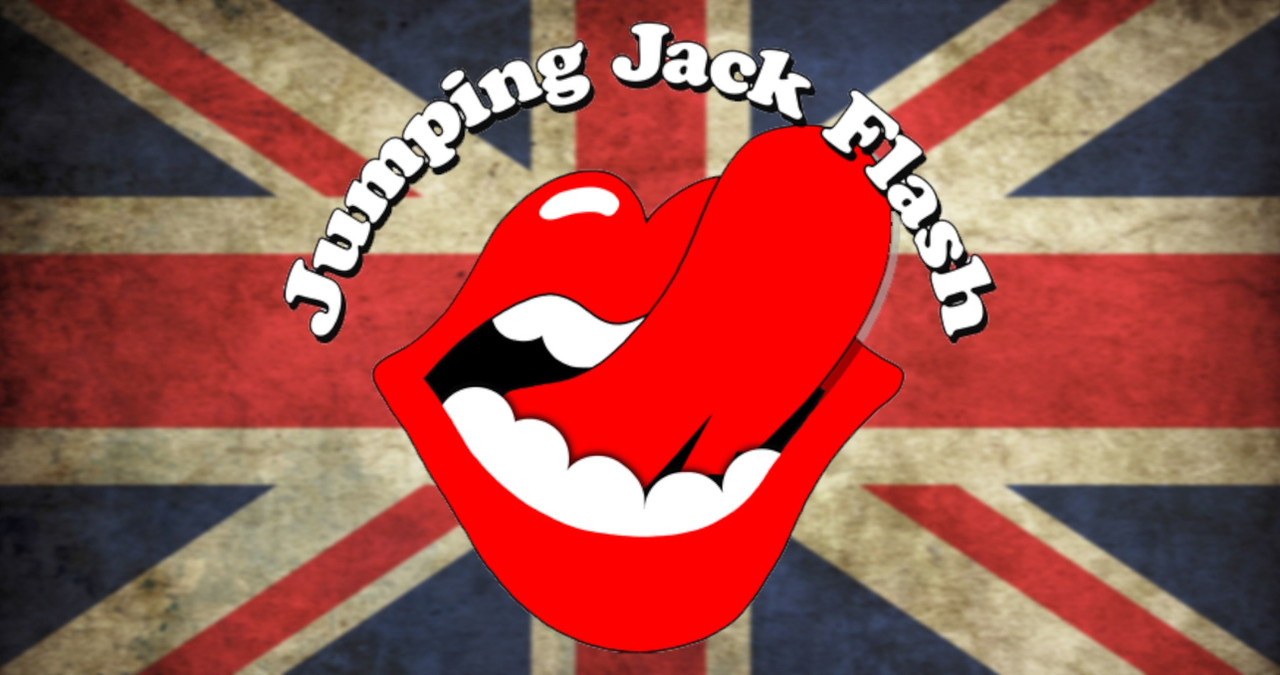 Jumping Jack Flash Promo