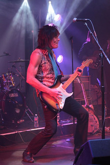 Pat Hennessy as Ronnie Wood