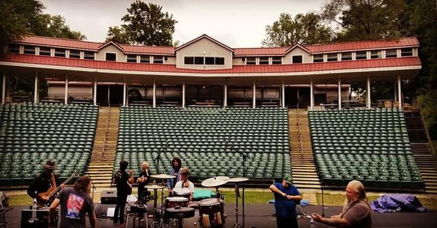 J. Dan Talbott Amphitheater