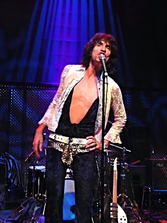 Joey Jagger as Mick Jagger