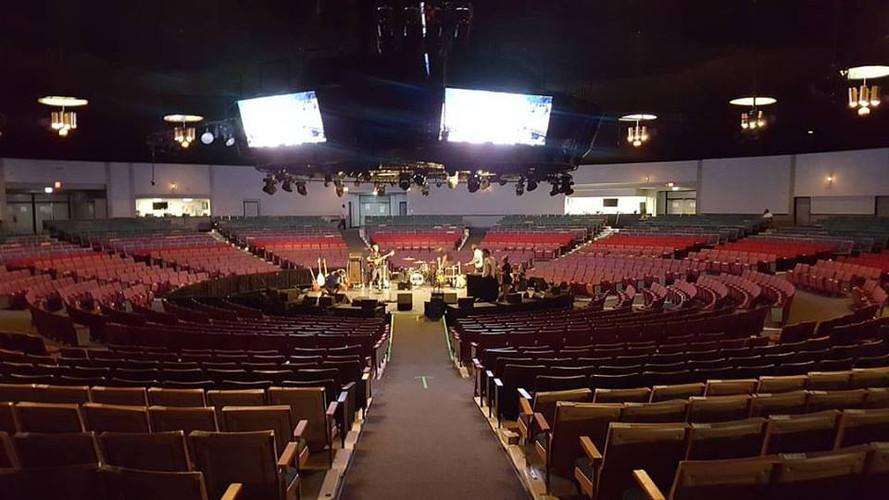 Arena Theatre Houston