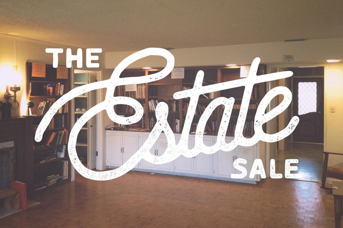 Estate Sale Consultation