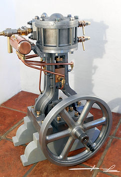 model steam engine