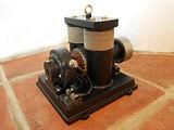 Edison's dynamo model