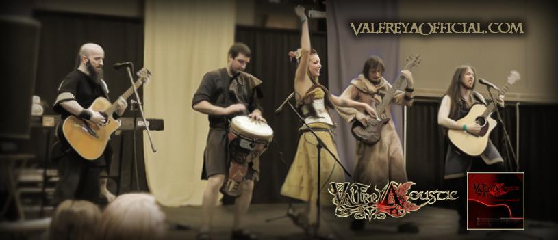 Valfreya - acoustique