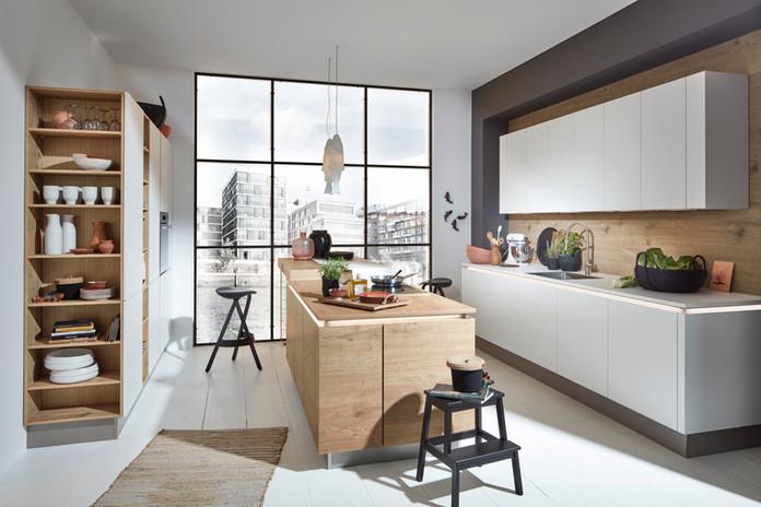 Nolte Küchen - Manhattan Steineiche