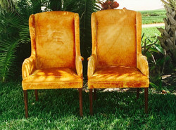 Amber and Ale chairs