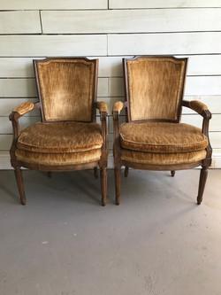 Henry & Hudson Chairs