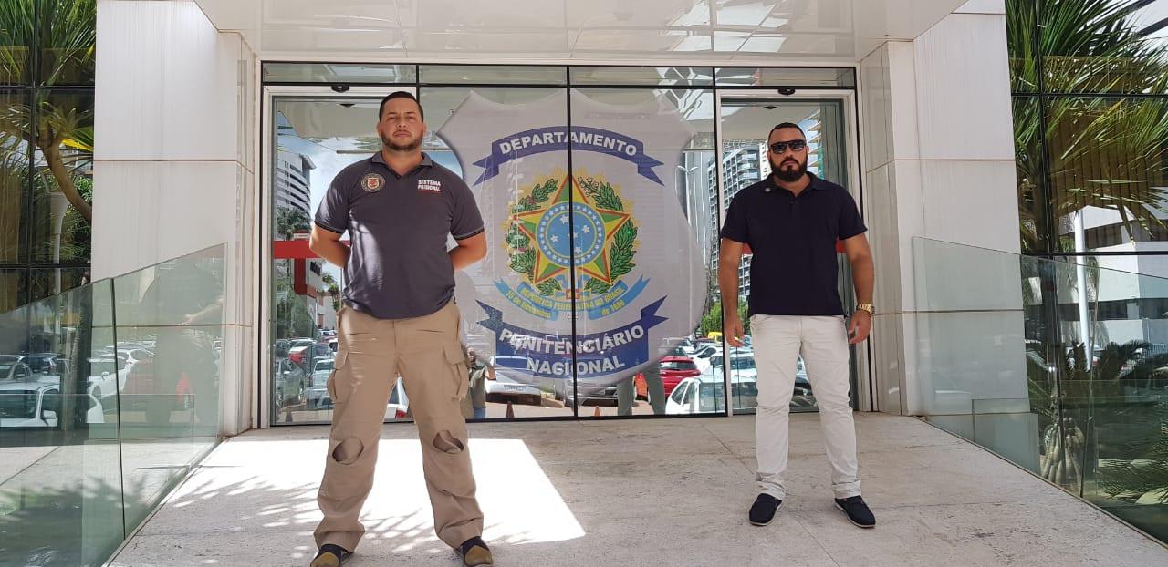 Depen recebe Associação dos Agentes Penitenciários do Brasil