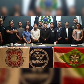 Associação Nacional dos Agentes Penitenciários inicia movimento com base em campanha publicitária