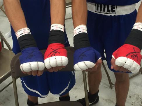 SCBA Handwraps