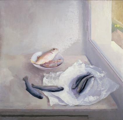María Moreno, Fish II, 1990
