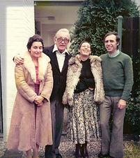 María Moreno, Enst Wuthenow, Isabel Quin