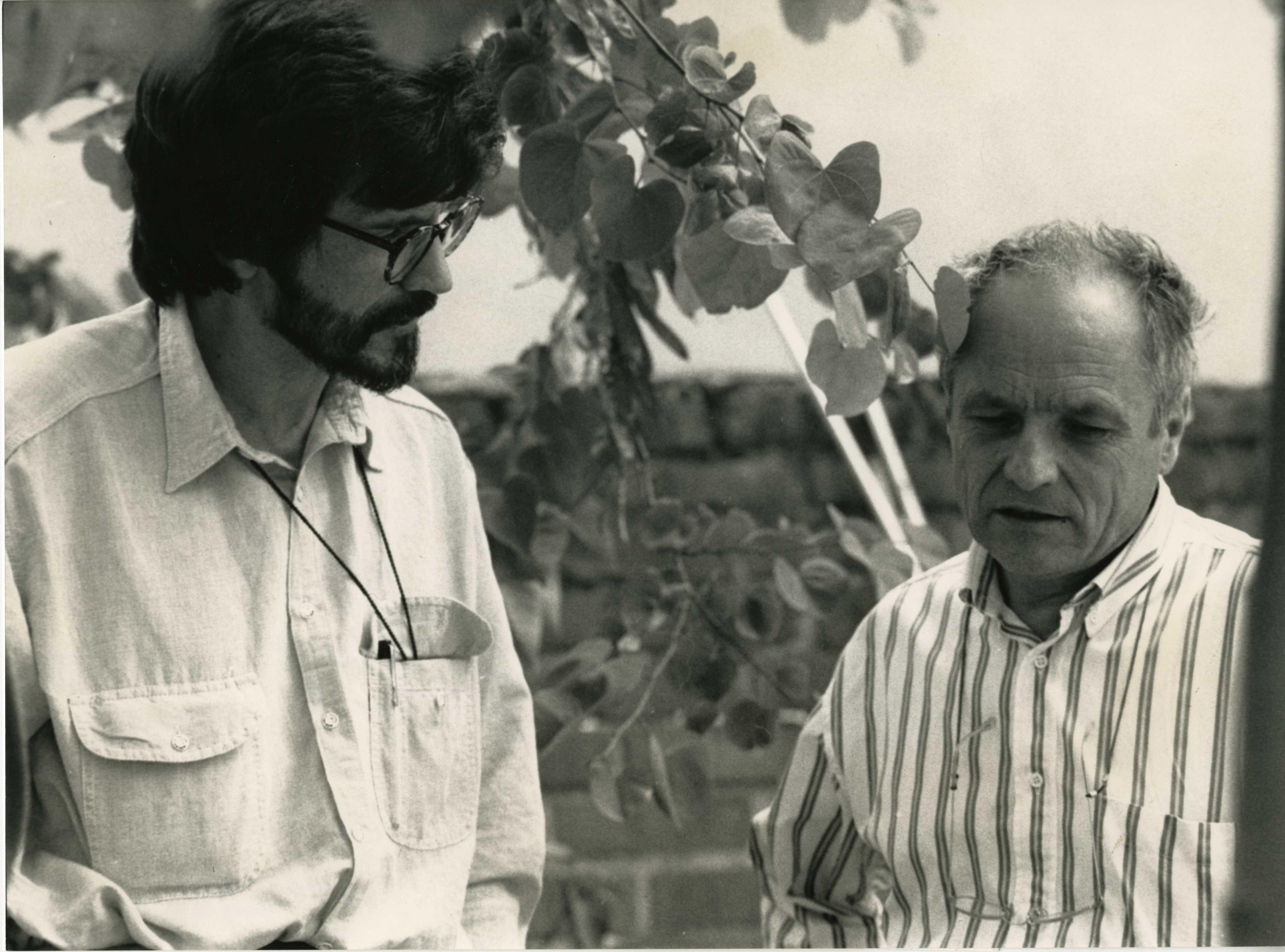 Víctor Erice y Antonio López