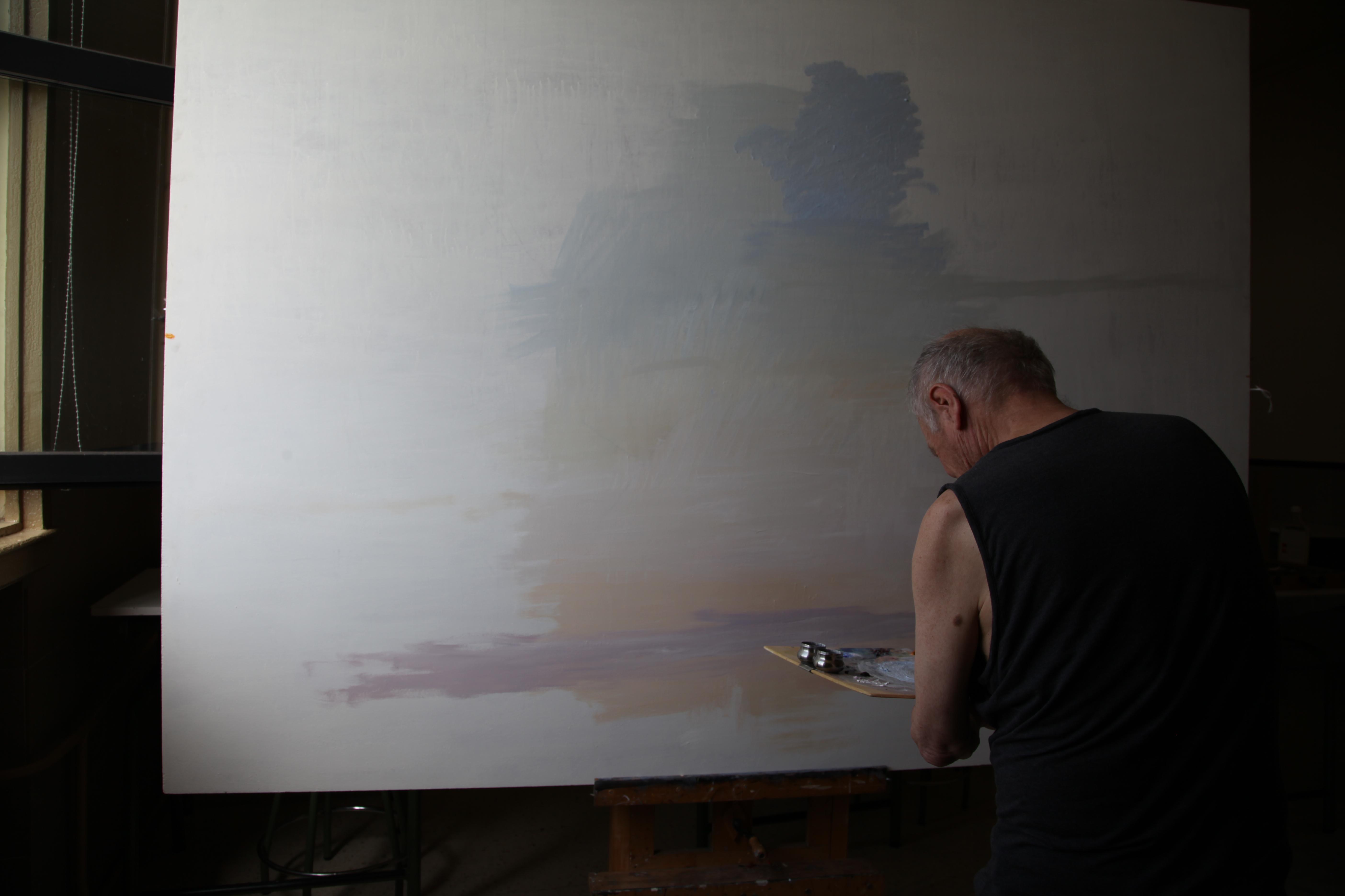 Pintando Madrid hacia el sur