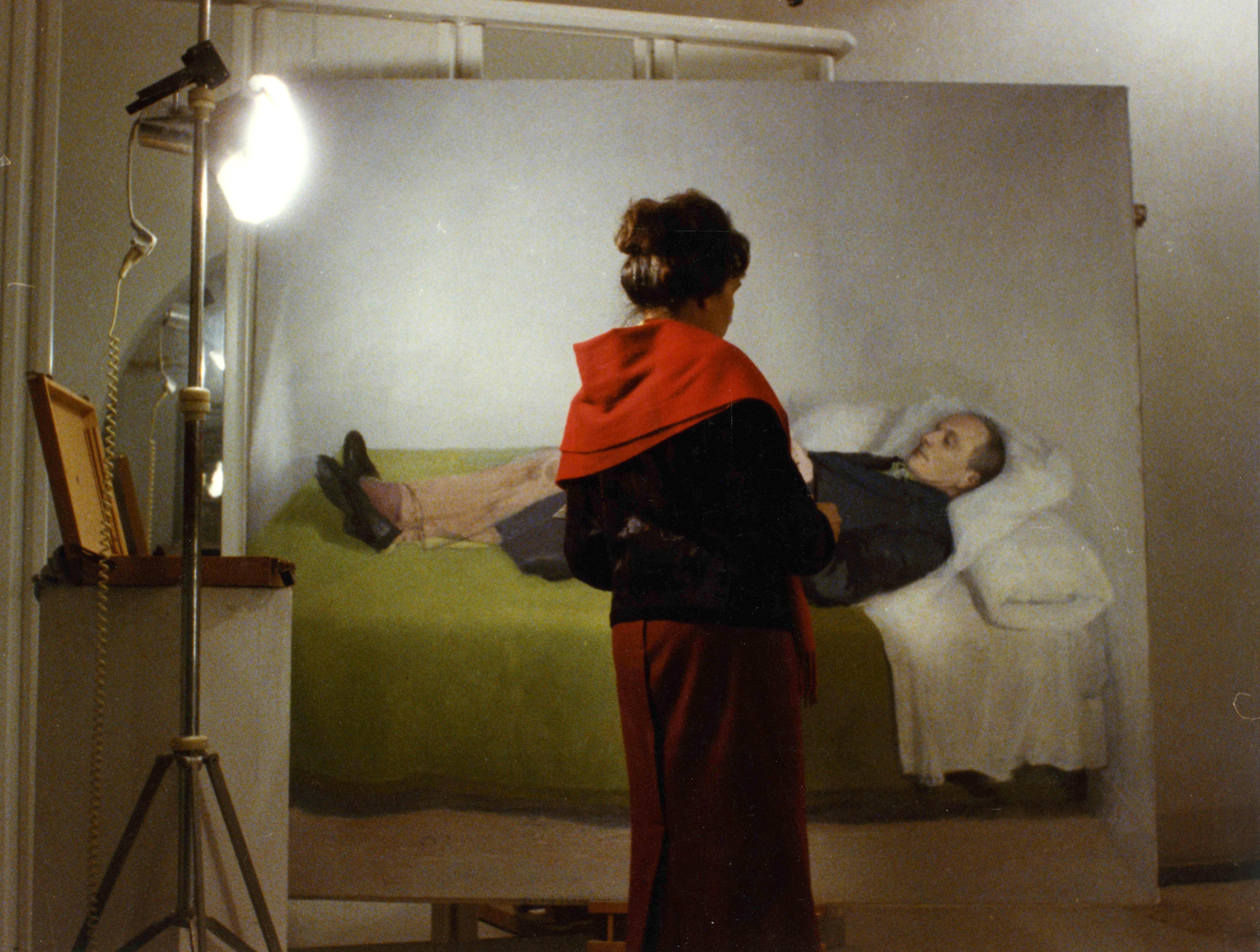 Escena de María Moreno