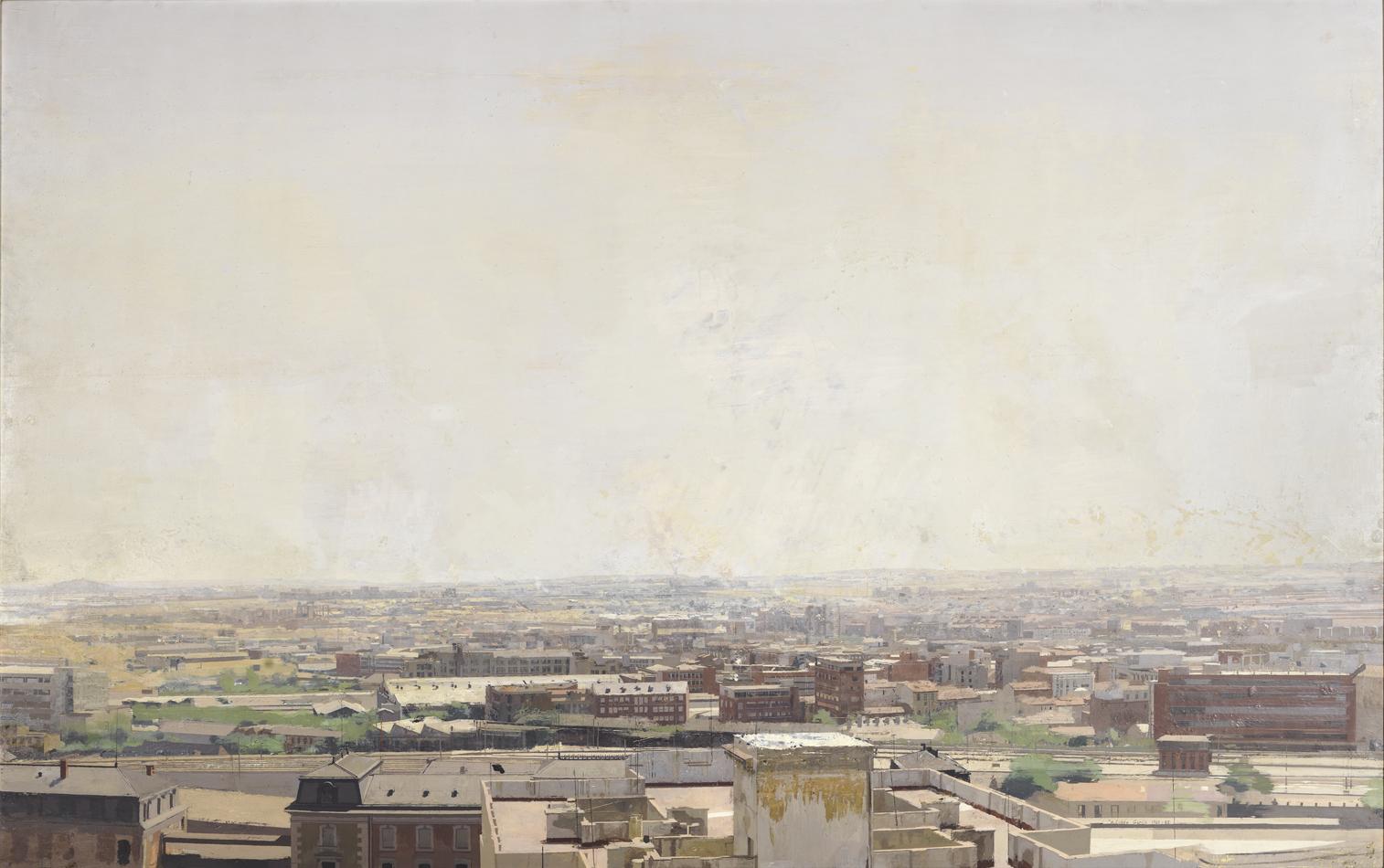 Madrid sur, 1965-1985,
