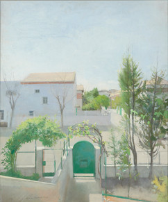 María Moreno, Entrada de casa, 1980