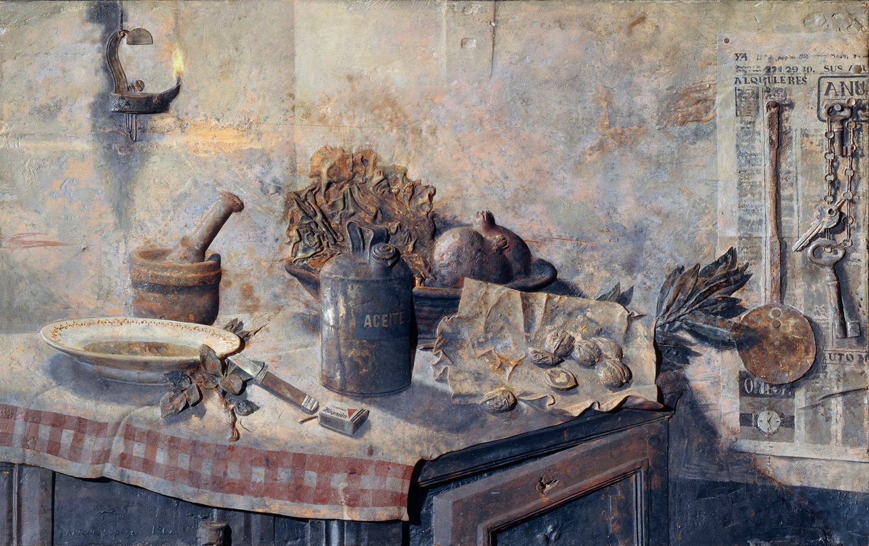 La fresquera, 1962