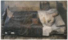 Antonio Lopez, Mujer durmiendo, 1964