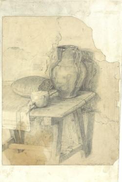 Jarra y pan, 1949