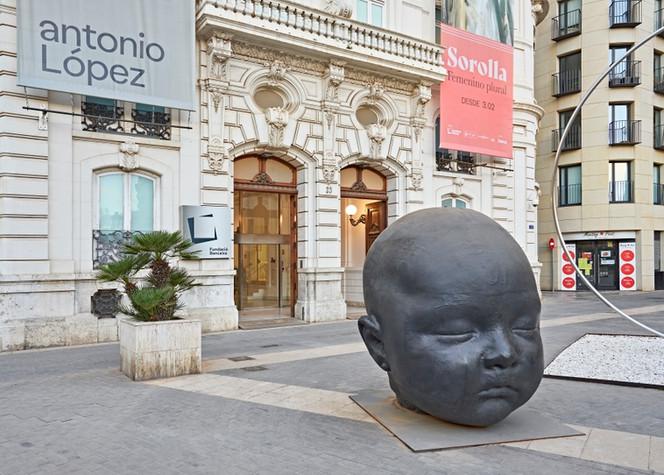 EXPOSICIÓN ANTONIO LÓPEZ F. BANCAJA, VALENCIA-02-UMFotografía