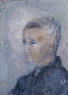 María Moreno, Retrato de mi abuela, 1959