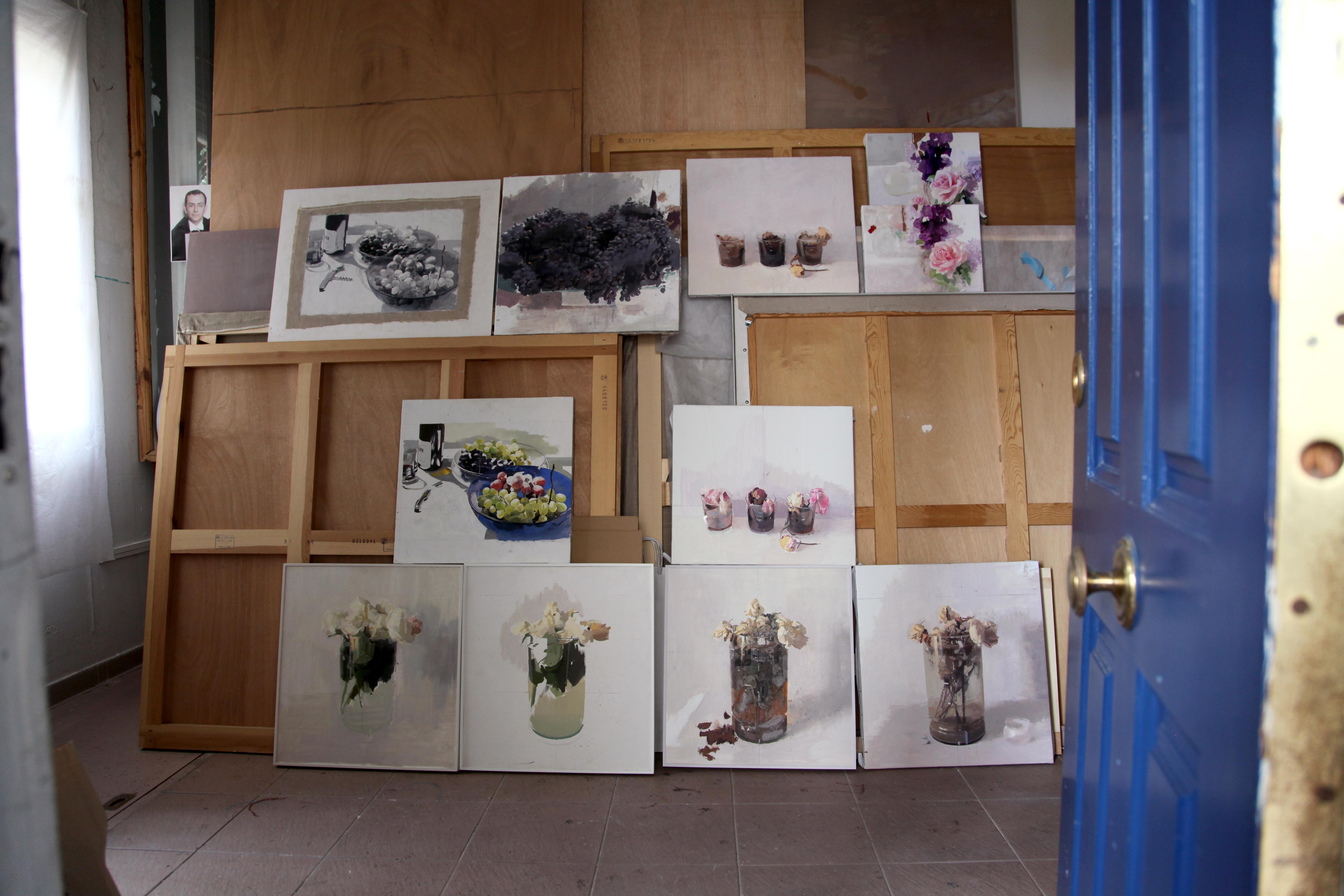Pinturas recientes