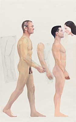 Marcial, Alfonso y María, 2014-15
