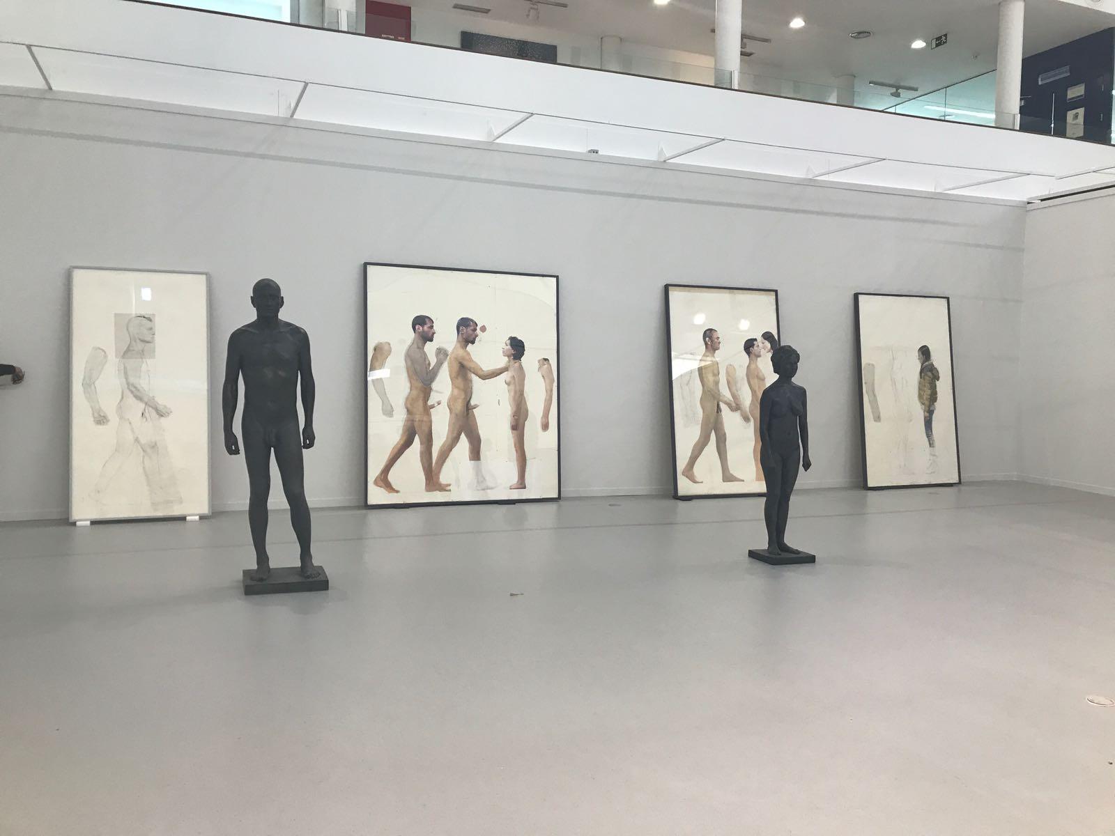 Obras de Antonio López enFuenlabrada