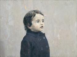 Carmencita con abrigo negro, 1966-70